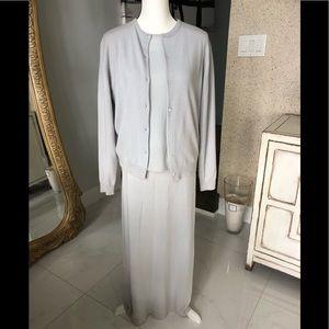 TSE - 3 piece cashmere: skirt, sweater, & shirt